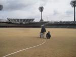 郡山市:野球場