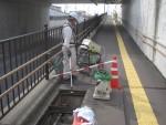 弘前市:歩道融雪配管
